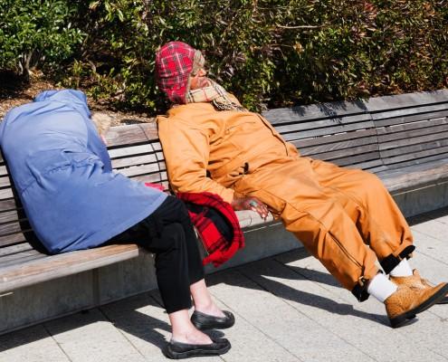 Chelsea Pier Just Relaxing |New York Fine Art Photography | Joe Ligammari